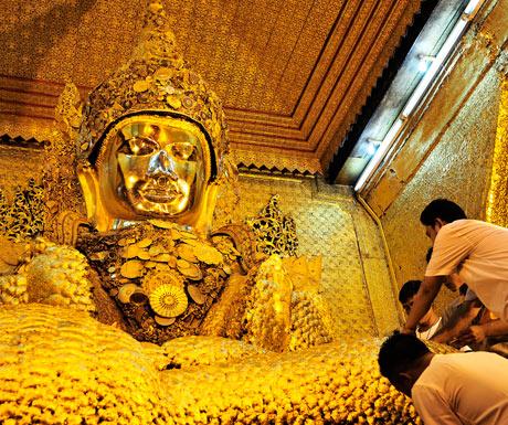 The-Mahamuni-Buddha