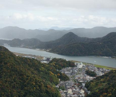 The-view-over-Kinosaki-Onsen