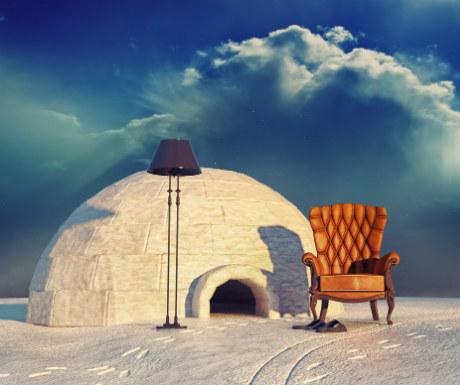 Unique lodging