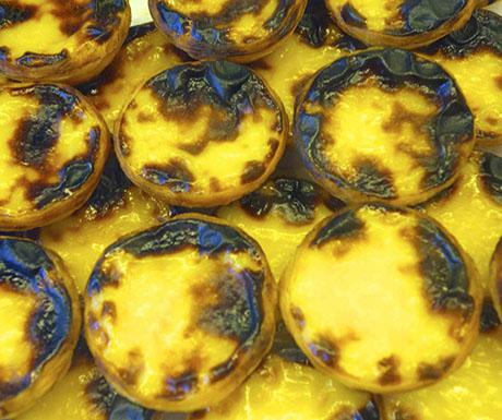 pasteis de nata, Lisbon