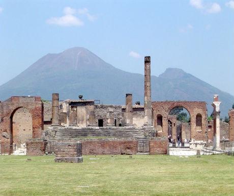 pompeii 1 vesuvius