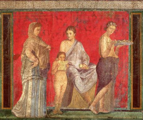 pompeii 2 villa of the mysteries