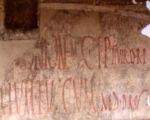 pompeii 5 graffiti