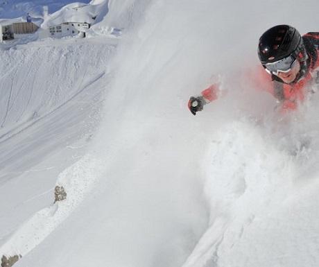 5 best ski lifts worldwide St Anton Austria
