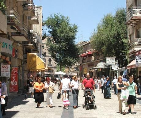 Ben Yehuda Street copy