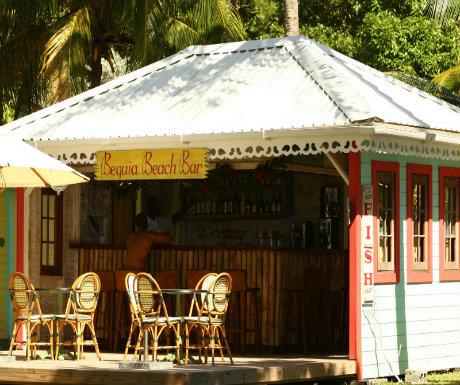 Bequia Beach Bar 460385