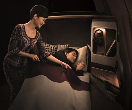 Best Business Class-Singapore Business Class 2-777-300ER