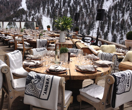 Zermatt institution - Chez Vrony