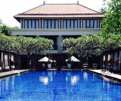 Conrad Bali - Conrad Suites Pool