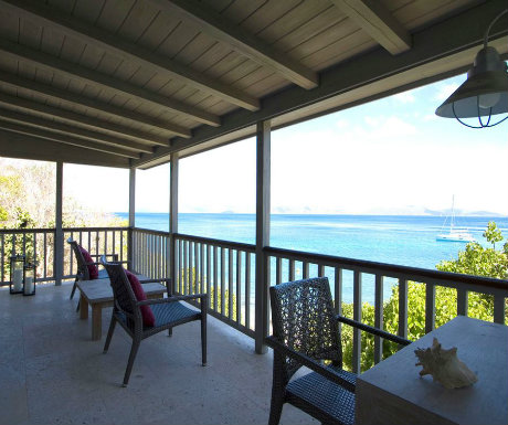 Cooper Island terrace view 460385