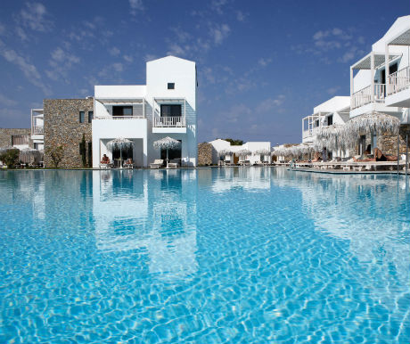 Diamond Deluxe Hotel Kos Greece exterior and pool