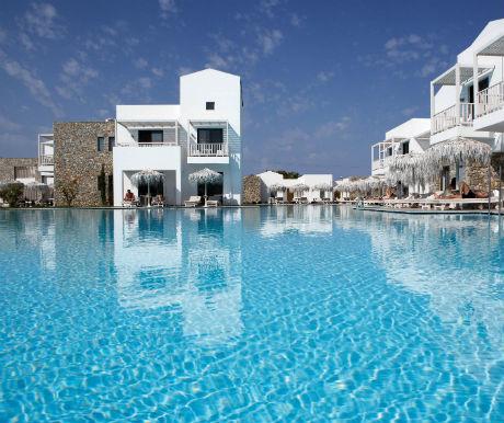 Diamond Deluxe Hotel Kos Greece exterior and pool