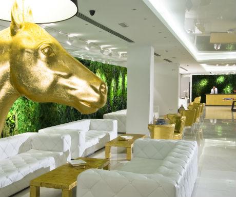 Diamond Deluxe Hotel Kos hotel lobby