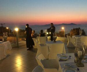 Diamond Delxue Hotel Kos Peruzzi a la carte restaurant