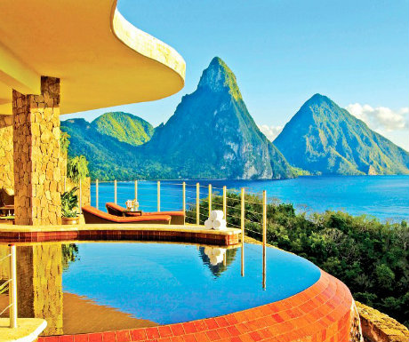 Jade Mountain Accomodation 460385