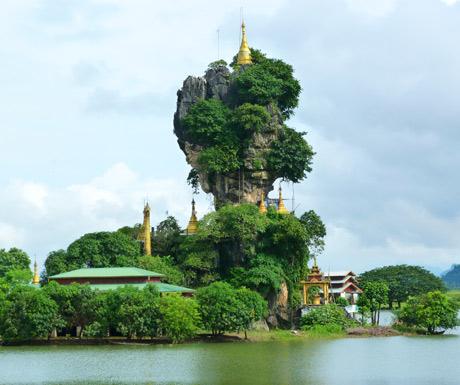 Kyauk-Ka-Lat-Pagoda