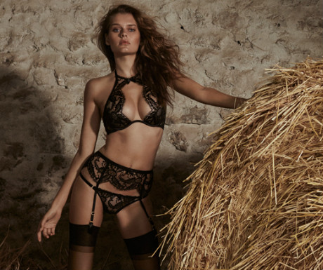 Lingerie from Agent Provocateur