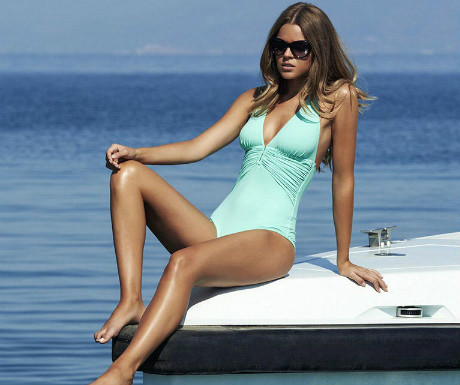 Maui One Piece from Simply Beach