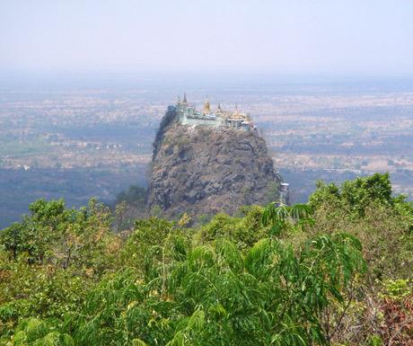 Mount-Popa