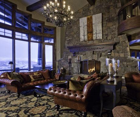 Resort West interior