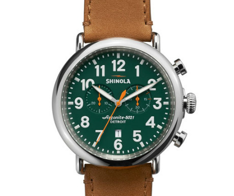 Runwell watch from Shinola