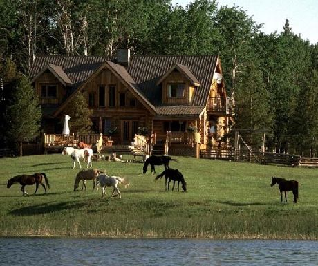 Siwash Lake Ranch House