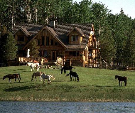 Siwash Lake Ranch House