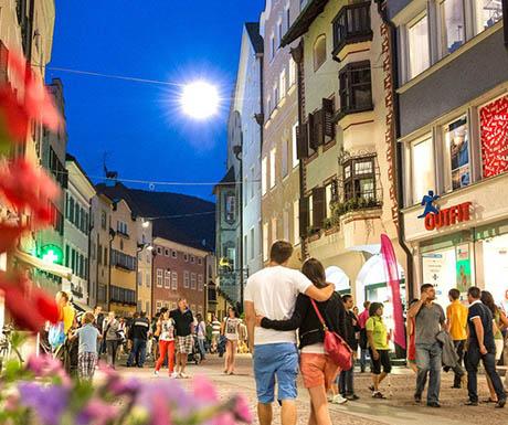 South Tyrol shopping