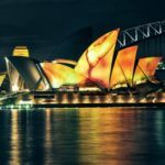 Photograph of the week: Vivid Festival, Sydney
