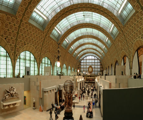 art cities paris