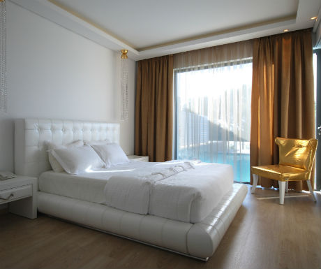 diamond suite with private pool Diamond Deluxe Hotel Kos