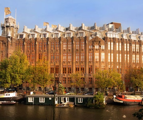 hotel Amrath, Amsterdam