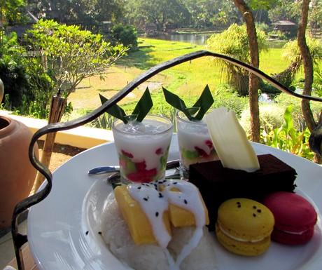 Chiang Mai Afternoon Tea 1