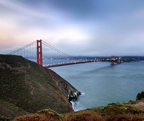 Cycle the Golden Gate Bridge