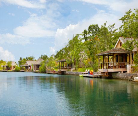 GoldenEye Lagoon Cottages 460 385