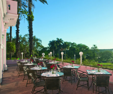 Hotel Das Cataratas Restaurant Exterior View