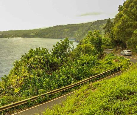Kaumanahina Wayside Overlook