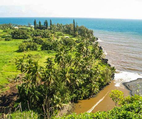 Keanae Peninsula Maui