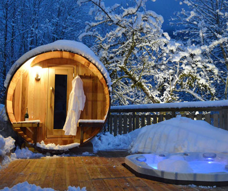 Luxury chalets on the rise in Morzine