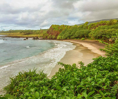 Maui Hamoa Beach Hana