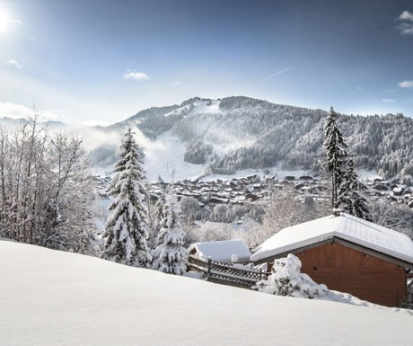 Morzine voted ,ost popular ski resort 2015