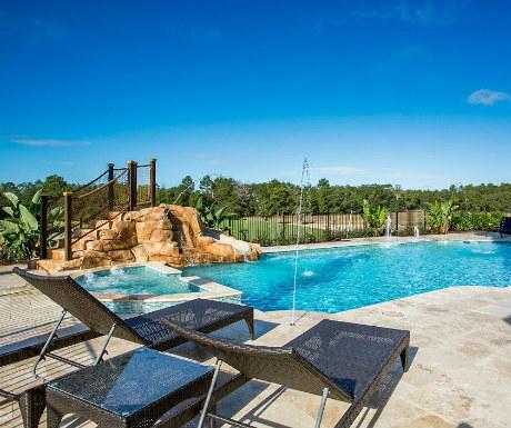 Reunion Resort 2500 pool