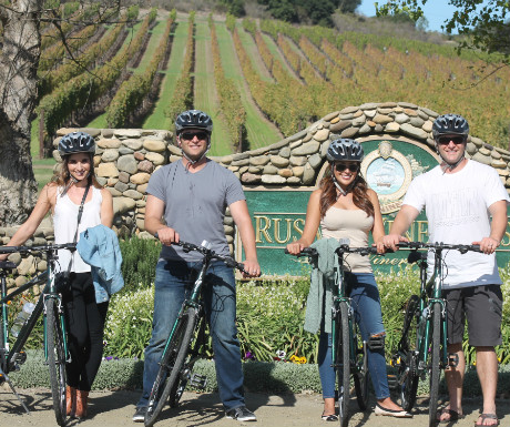 Santa Barbara wine tour