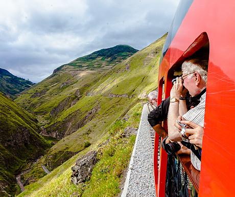 Train photographer