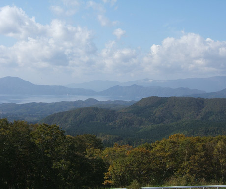 View-over-the-Tohoku-countryside