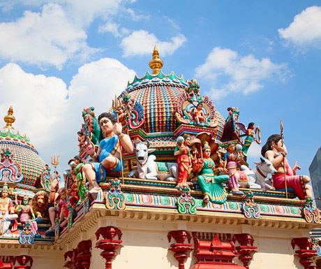Cultural Singapore