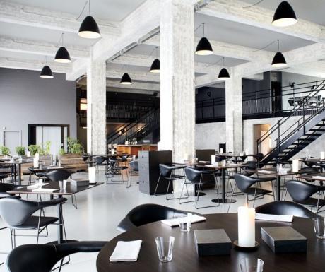 Amass Copenhagen Restaurant