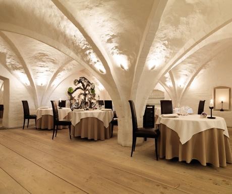 Kong Hans Kaelder Copenhagen Restaurant