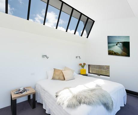 Alkina Lodge bedroom