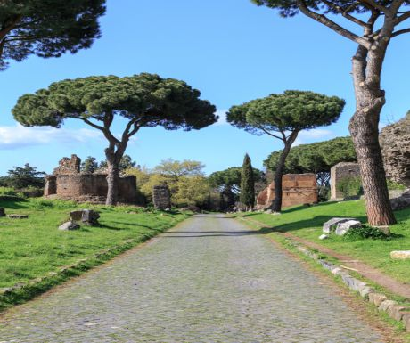 Appian Way edited